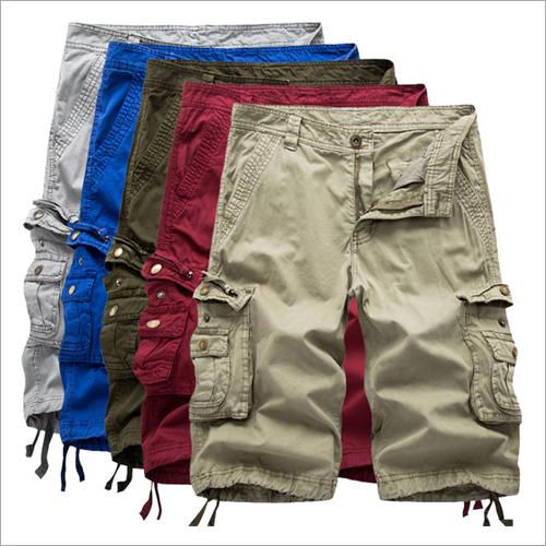Kids Cargo Half Pant