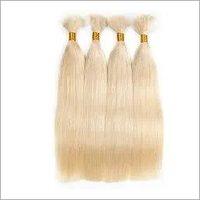Bulk Straight Blonde Remy Hair
