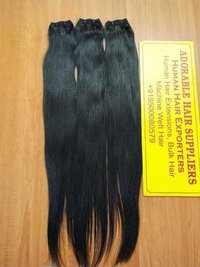 INDIAN VIRGIN STRAIGHT HAIR WEFT