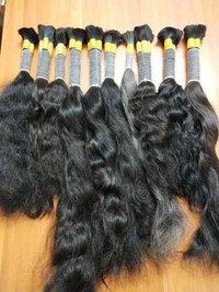 Bulk Wavy Human Hair