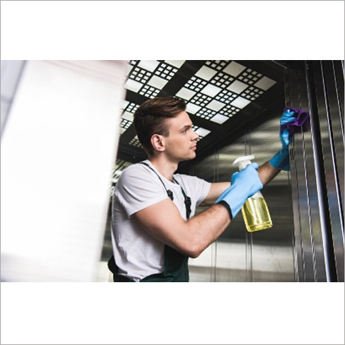 Sk 4053 Elc - Elevator And Lift Cleaning