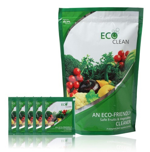 Eco Clean - Vegetable And Fruit Cleaner