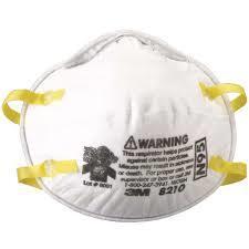 3m Mask 8833