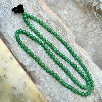 Green Onyx Gemstone Rosary PG-156099