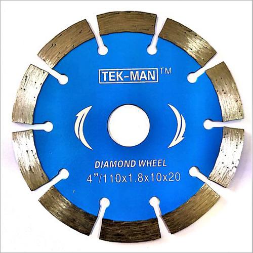 4 Inch Diamond Blades