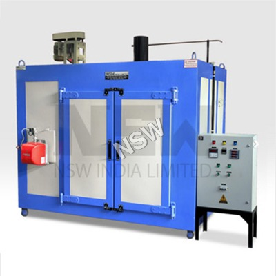 Industrial Batch Ovens