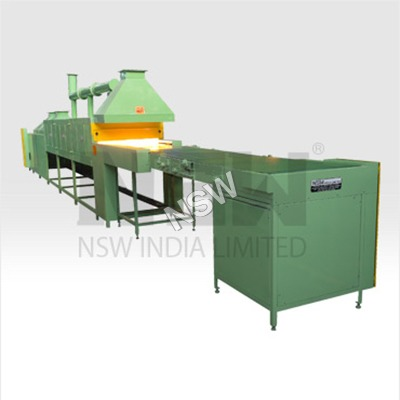 Infra-Red Conveyor Oven