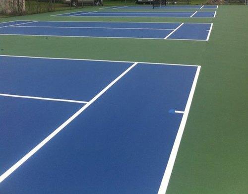 Acrylic Tennis Court