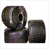 Pure Black Danline Rope