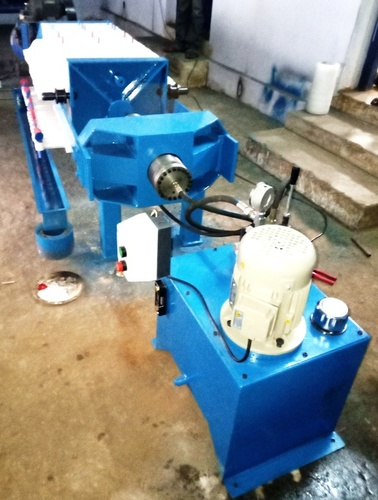 Hydraulic Oil Filter Machine Capacity: 2000 Batch Liter/Day