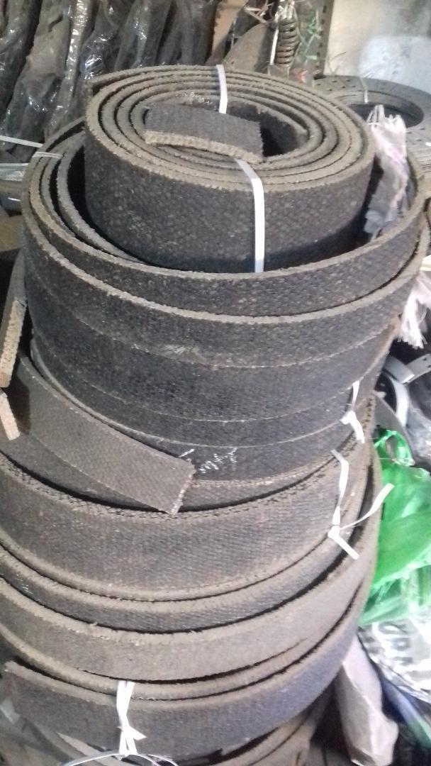 Industrial Machine Brake Shoe Liner