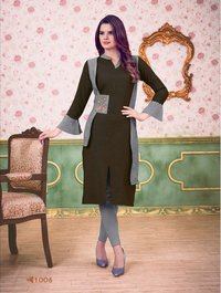 Amore Design Viyana Vol-1 Handwork Kurti