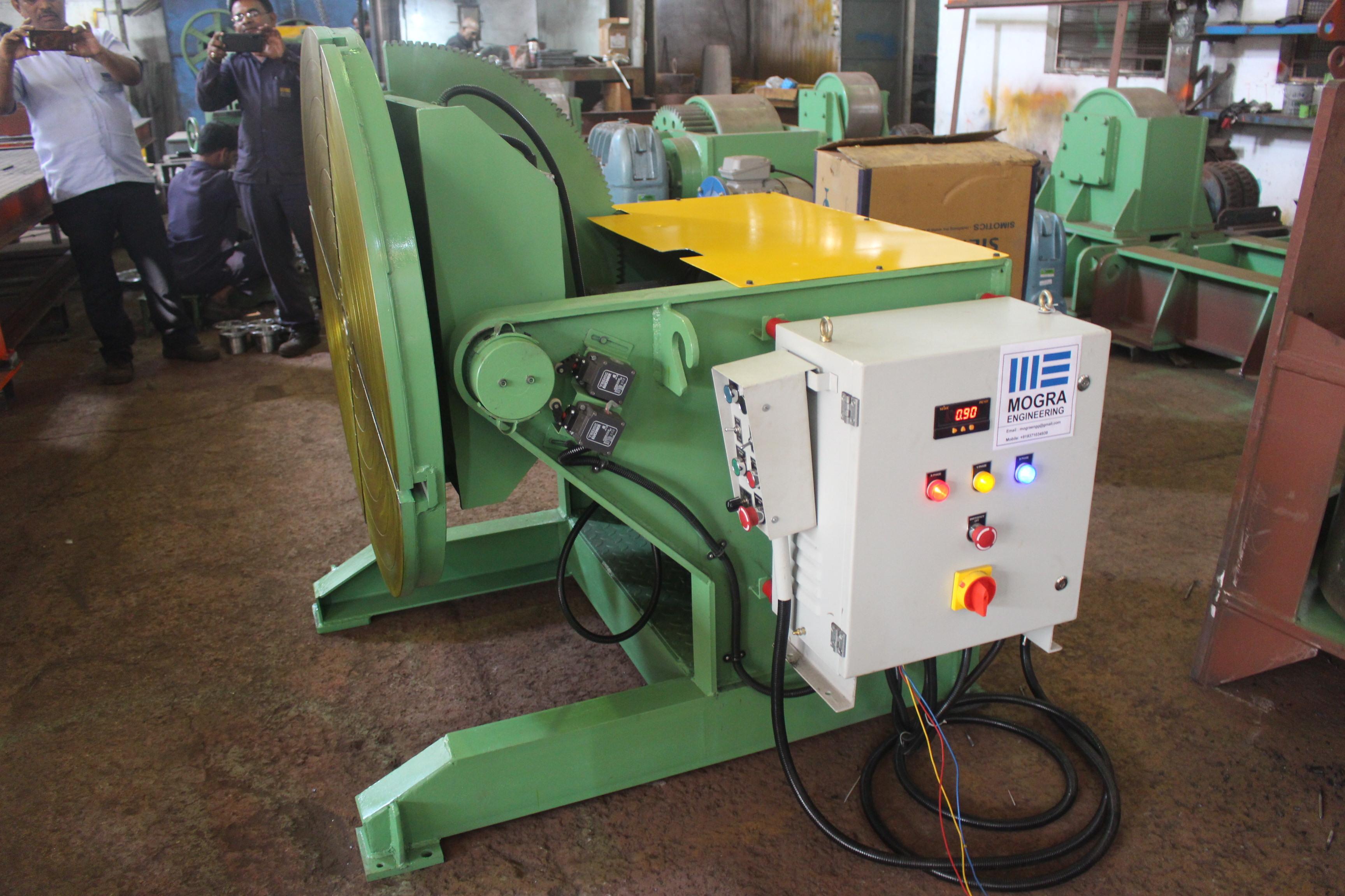 Industrial Welding Mani