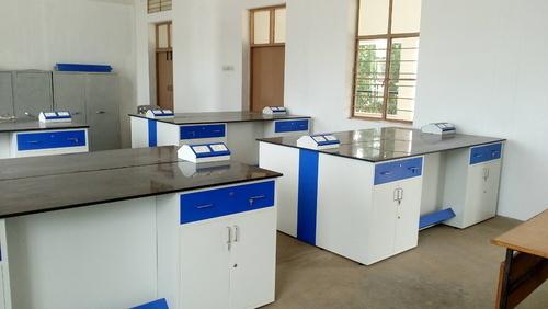 Physics Laboratory Tables