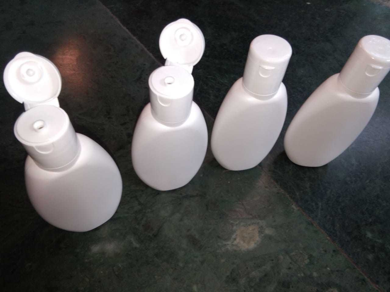 100ml And 50ml HDPE Sanitizer Bottles