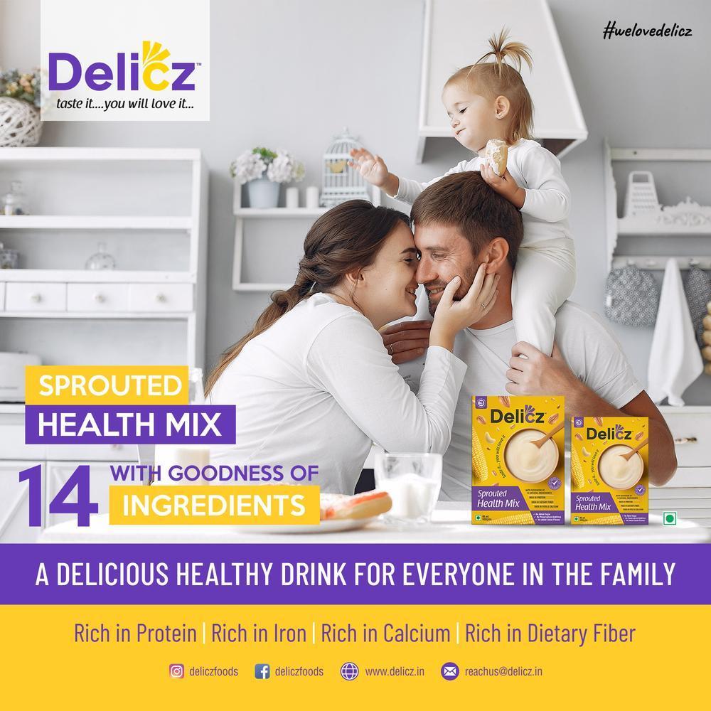 Health Mix Powder