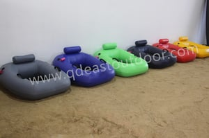 raft tube, inflatable tube for one people