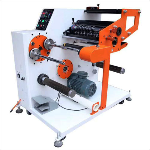 Turrent Slitting Machine