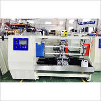 Log Roll Slitting Machine