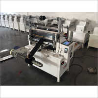 Yourgot Cap Die Cutting Rewinidng Machine