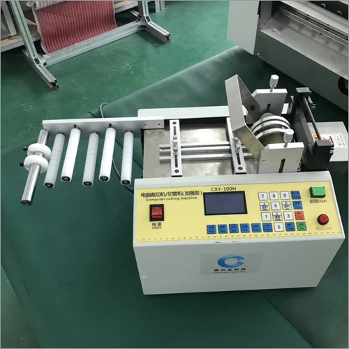 Ropes Tubes Cutting Machine