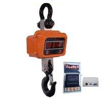 Crane Scale With Wireless Printer Indicator 2 ton