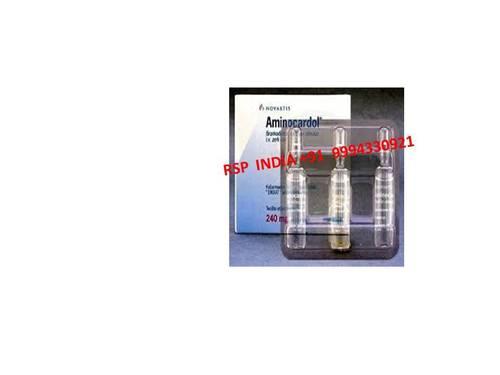 Aminocardol 10 Ml 240 Mg 100 Ampul