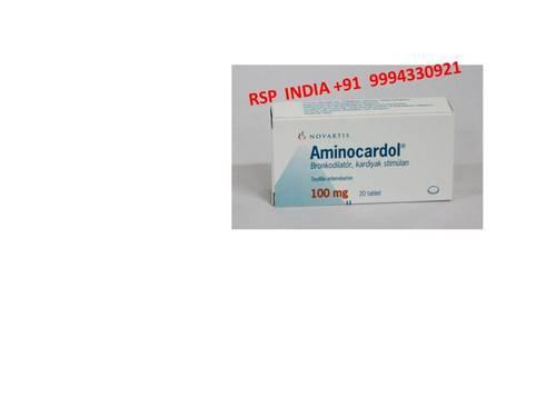 Aminocardol 100mg 20 Tablet