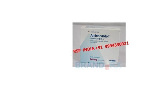 Aminocardol 240mg-10 Ml 3 Ampul