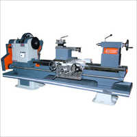 Semi-Automatic Lathe Machine