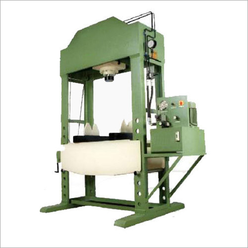 Power /Hand Operated Hydraulic Power Press