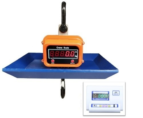 Heat Proof Crane Scale - 10T With Wireless Indicator