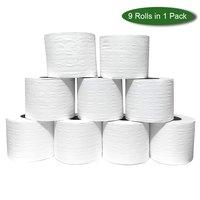Claret Premium Quality Toilet Roll 9 In 1 Jumbo Roll