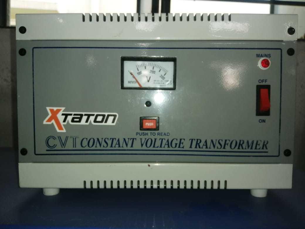 Constant Voltage Transformer ( C V T )