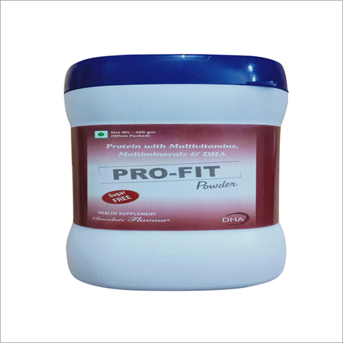 Protein With Multivitamin Multimineral And DHA Powder