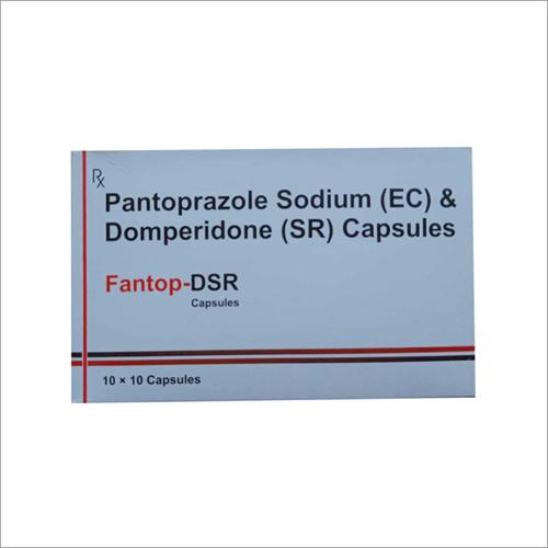 Pantoprazole Sodium And Domeperidone Capsule