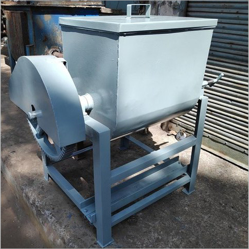 Detergent Cake Mixer Machinery