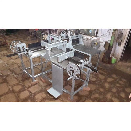 Mechanical Three Table Soap Cutting Machine