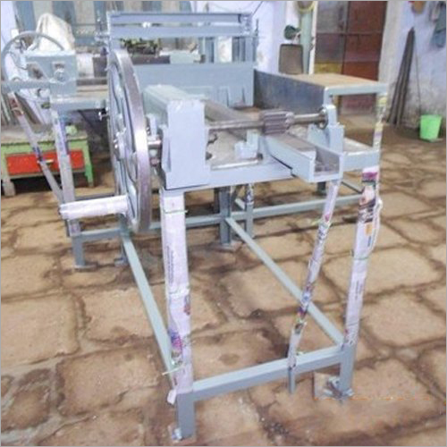 Mechanical Two Table Soap Cutting Machine