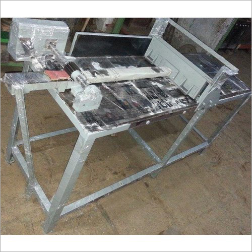Mechanical Single Table Soap Cutting Machine