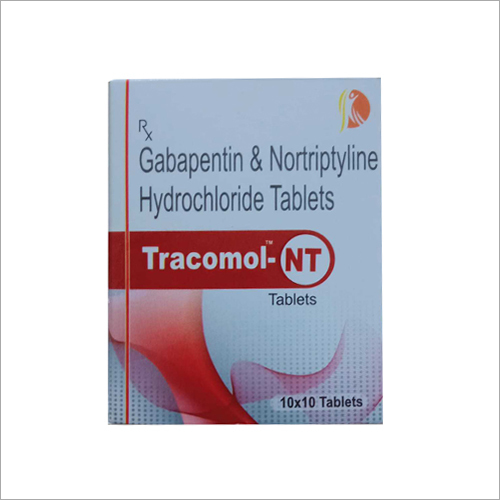 Gabapentin And Nortriptyline Hydrochloride Tablets