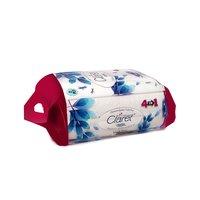Claret Premium Quality Toilet Paper Roll 4 In 1 Value Pack