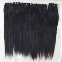 Vintage Unprocessed Straight Hair