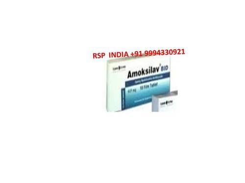 Amoksilav Bid 625 Mg 10 Film Tablet