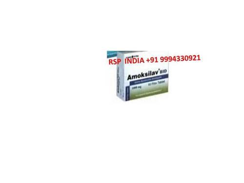 Amoksilav Bid 1000 Mg 10 Film Tablet