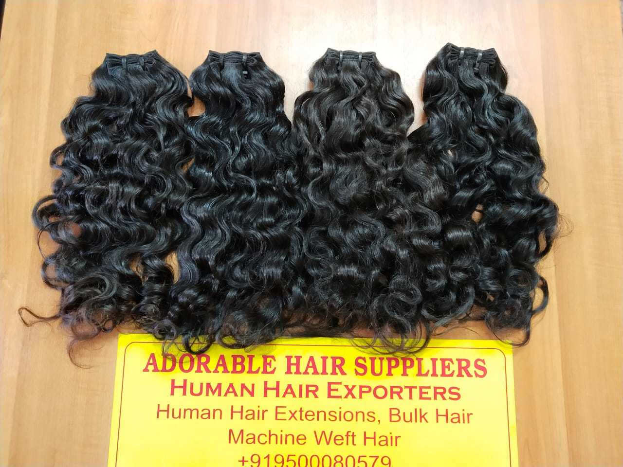 Indian Raw Curly Hair