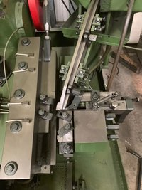 #794 You Woen M5x52 thread rolling machine