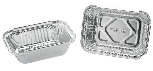 Paramount 210 Ml Disposable  Aluminium Foil  Food Container
