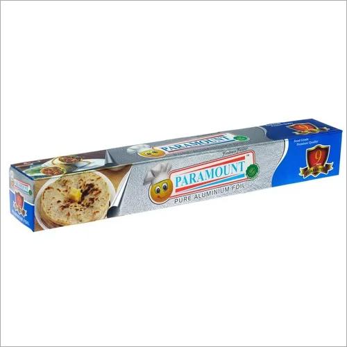 Paramount 9 Mtr Food Grade Aluminium Foil Roll (Pack of 1)