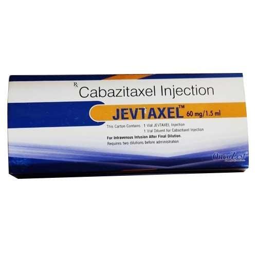 Jevtaxel 60mg Cabazitaxel Injection